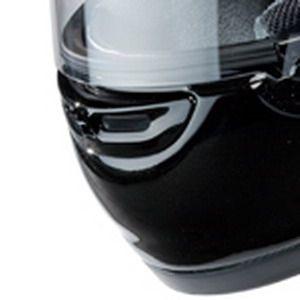 Arai Větrák bradový IM-typ, Diamond Black pro přilby Arai AXCES II