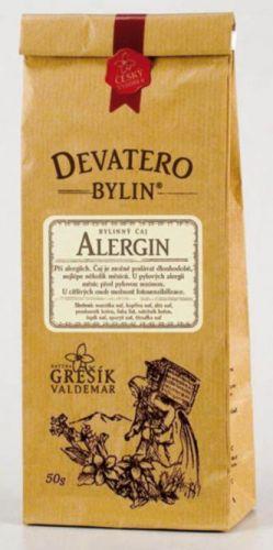 Grešík Čaj Alergin 50 g cena od 49 Kč