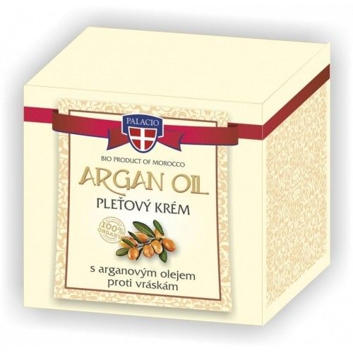 Palacio Pleťový krém s vyživujícím arganovým olejem 50 ml