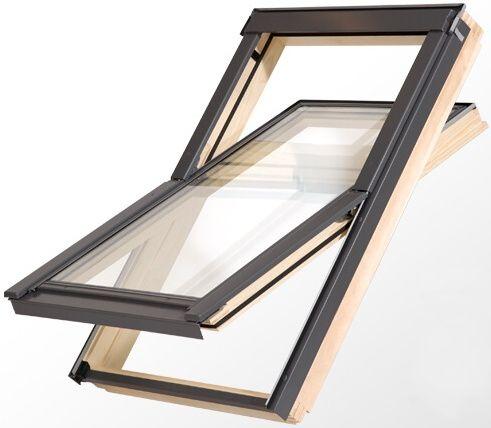 Toso dřevěné střešní okno s ventilační klapkou cena od 3239 Kč