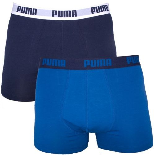 Puma True Blue Long Boxerky