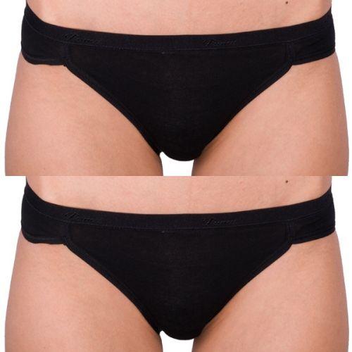 Puma Bikini Black kalhotky