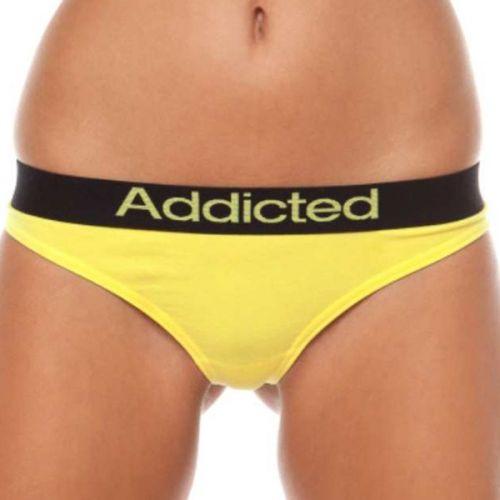 Addicted Žlutá tanga