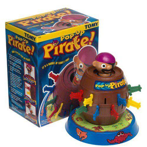 TOMY EUROPE Vyskoč piráte!