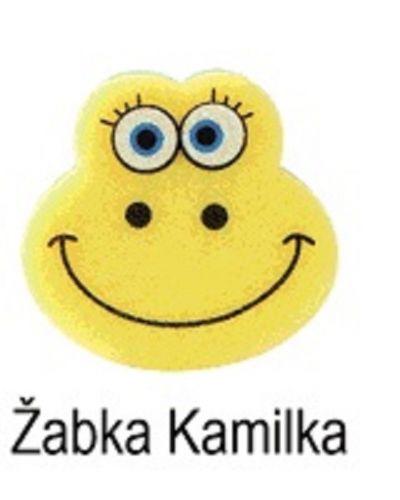 OSMOST Veselé houbičky Žabka Kamilka