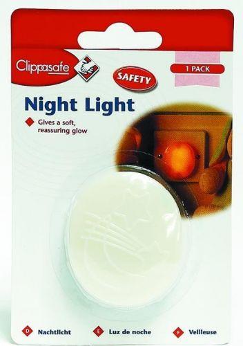 CLIPPASAFE Noční světlo 782