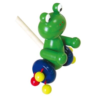 STUDO WOOD Žába na tyči