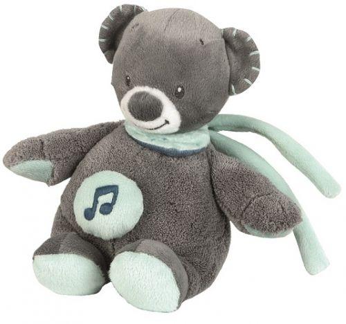 NATTOU plyšový hudební medvídek Jules JJN