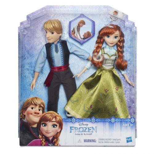 Hasbro Frozen Anna a Kristoff