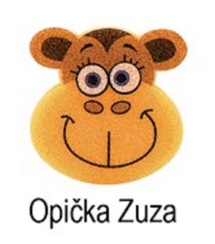 OSMOST Veselé houbičky Opička Zuza