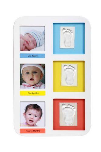 ADORA Sada pro otisk nástěnný Trojrám První rok dítěte