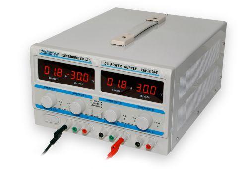 ZHAOXIN RXN-3010D-II - 2x30V/10A, 60V/10A, 30V/20A