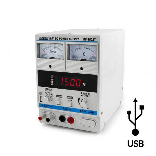 ZHAOXIN RF-1502T 0-15V/2A