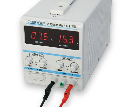 ZHAOXIN RXN-1510D 0-15V/10A