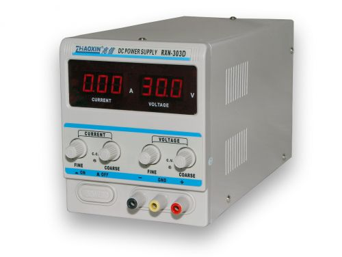 ZHAOXIN RXN-303D 0-30V/3A