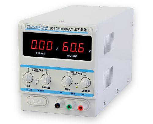 ZHAOXIN RXN-605D 0-60V/5A