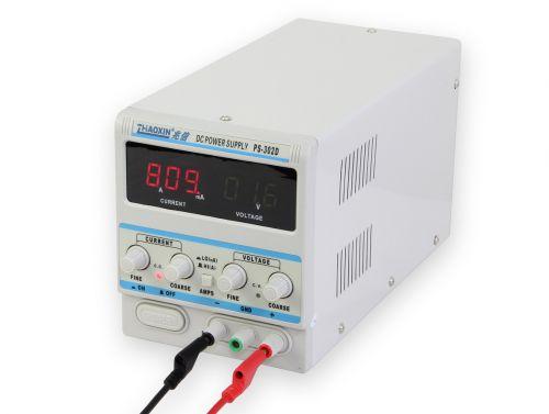 ZHAOXIN PS-302D 0-30V/2A