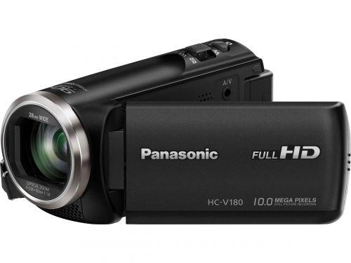 PANASONIC HC-V180 cena od 4330 Kč
