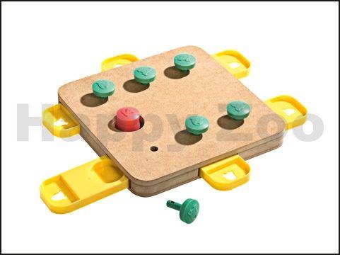 KARLIE-FLAMINGO Brain Train Cube 32x32x5 cm