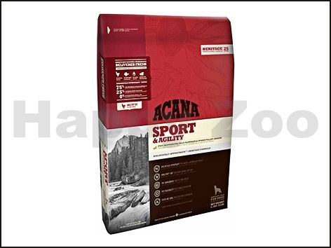 ACANA Heritage Sport and Agility 17 kg