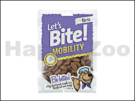 BRIT Lets Bite Be Better! Mobility 150 g