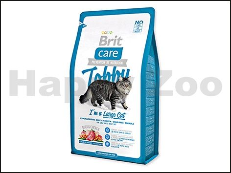 BRIT CARE Cat Toby I´m a Large Cat 0,4 g