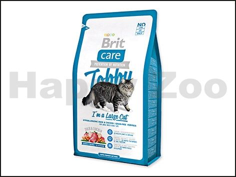 BRIT CARE Cat Toby I´m a Large Cat 7 kg