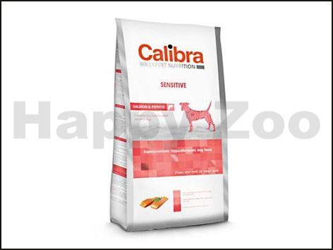 CALIBRA Dog Expert Nutrition Sensitive Salmon & Potato 2 kg