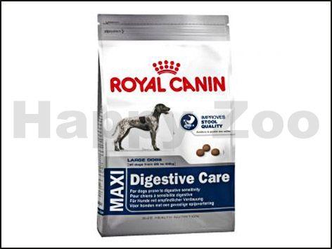 ROYAL CANIN Maxi Digestive Care 3 kg cena od 392 Kč