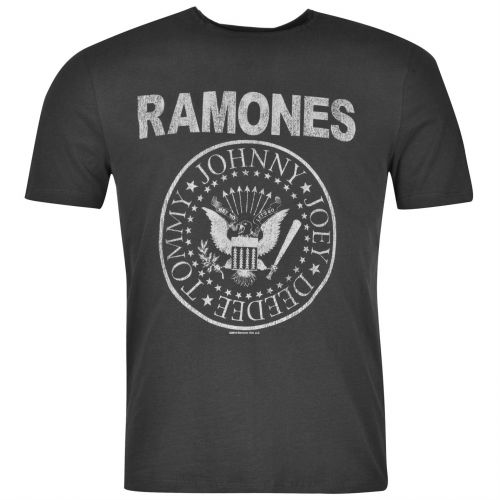 Amplified Clothing The Ramones Triko