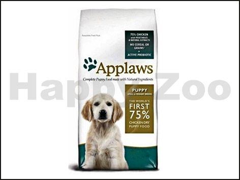 APPLAWS Dog Puppy Small & Medium Breed Chicken 2 kg