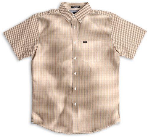 MATIX NORRIS PLAID L/S WOVEN TOP košile