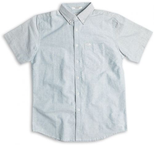 MATIX TOM OXFORD S/S WOVEN TOP košile