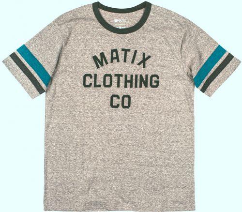 MATIX MCC CHECK TEE triko