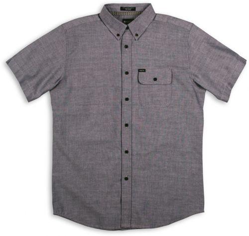 MATIX AL OXFORD S/S WOVEN TOP košile