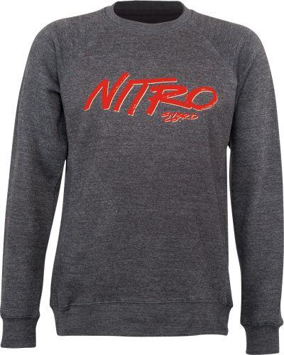 NITRO STANCE CREW SWEATSHIRT mikina
