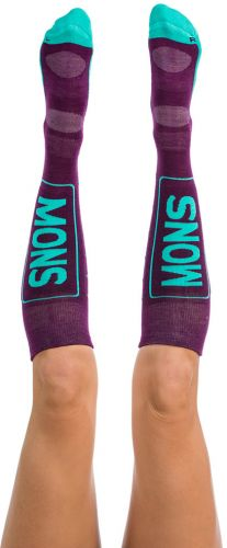 MONS ROYALE WOMENS MONS SNOW TECH SOCK ponožky