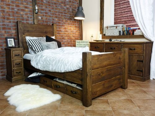 Seart Rustyk Dobromir postel