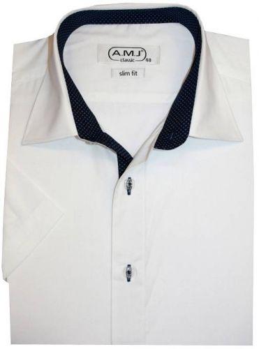 AMJ Classic Slim JKSR 203 košile