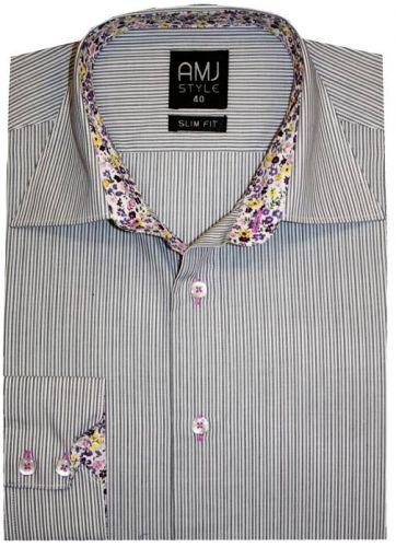 AMJ Style Slim VDSR 621 košile