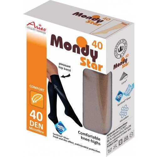 Aries MondyStar 40 9999 podkolenky