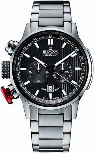 Edox Chronorally 10302 3M GIN