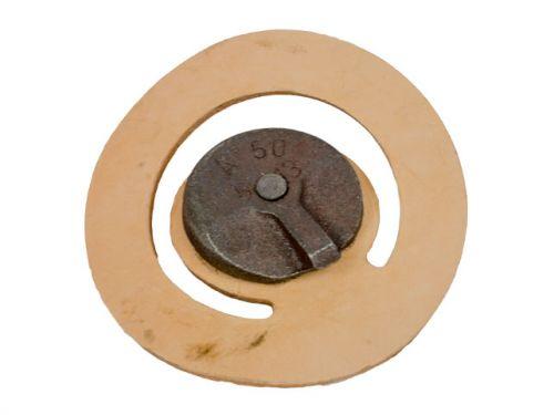 Kovoplast PV 306/90 klapka s přítěží A60