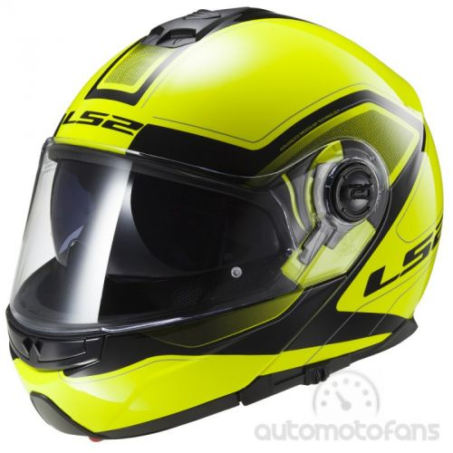 LS2 FF325 Strobe helma
