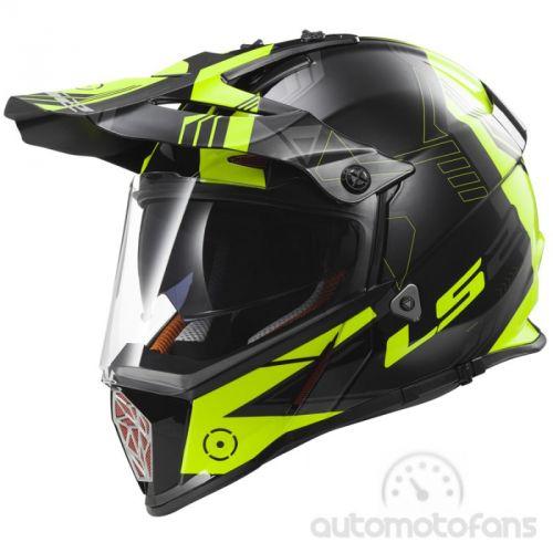 LS2 MX436 Pioneer Trigger helma