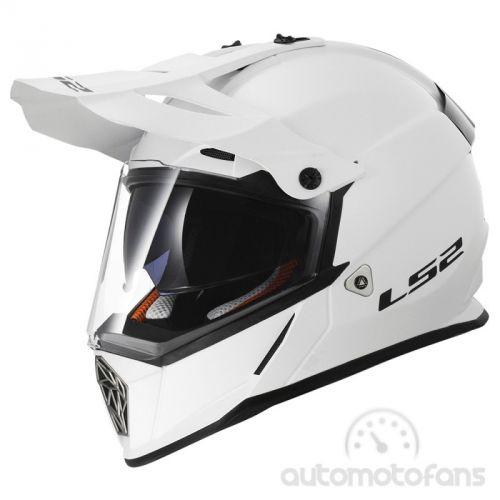 LS2 MX436 Pioneer GLOSS helma