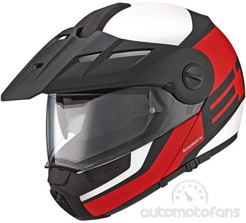 Schuberth E1 Guardian helma