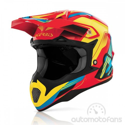 ACERBIS Impact Kryptonite helma