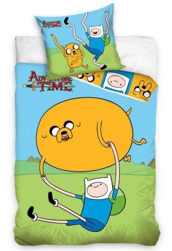 Tiptrade Adventure time Čas na dobrodružství bavlněné povlečení