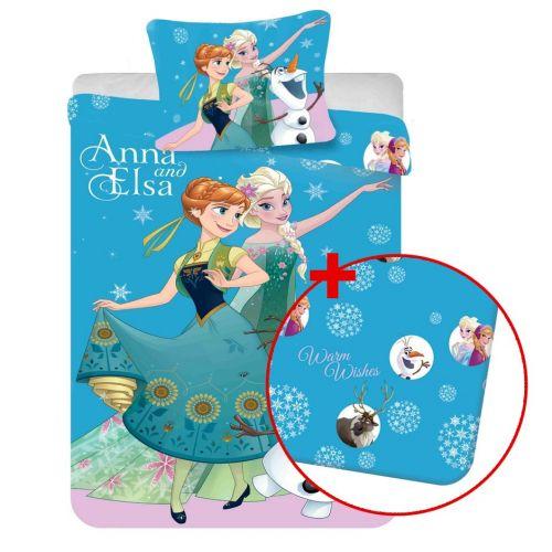Jerry Fabrics Ledové království Frozen bavlněné povlečení